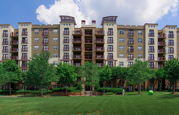 Loft Apartments In Midtown Atlanta Ga