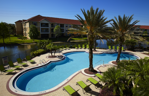 Camden Hunters Creek Apartments Orlando Fl