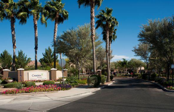 Camden Pecos Ranch Apartments Chandler Az