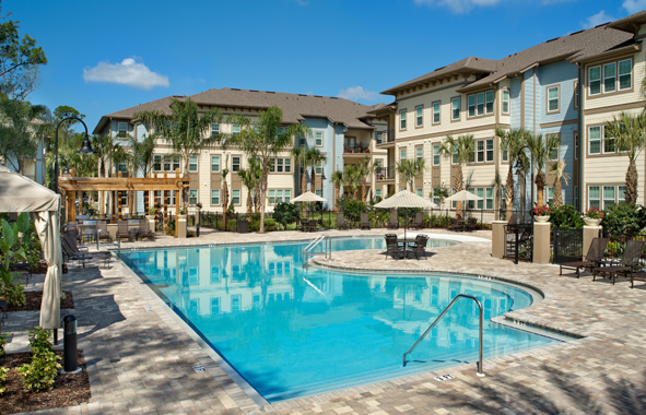 Camden Bay Apartments Tampa Fl