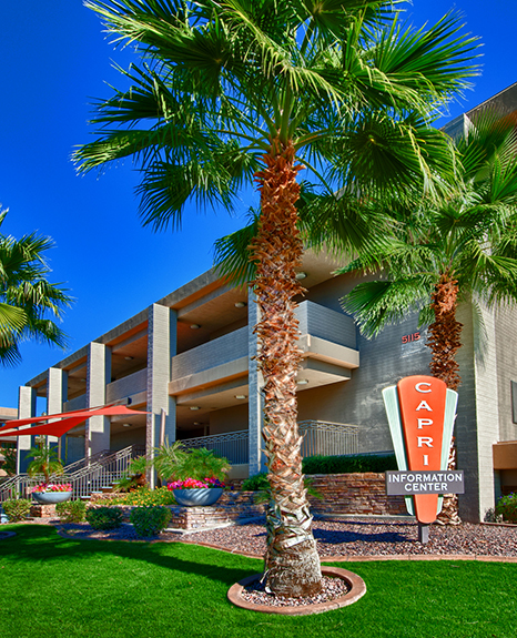 Bella Capri Apartments: Phoenix AZ Apartments