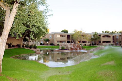 Ocotillo Springs Apartments Chandler Az