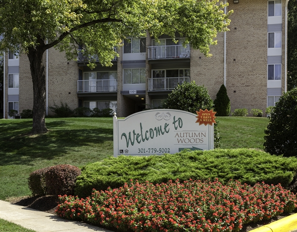 Autumn Woods Apartments Bladensburg Md